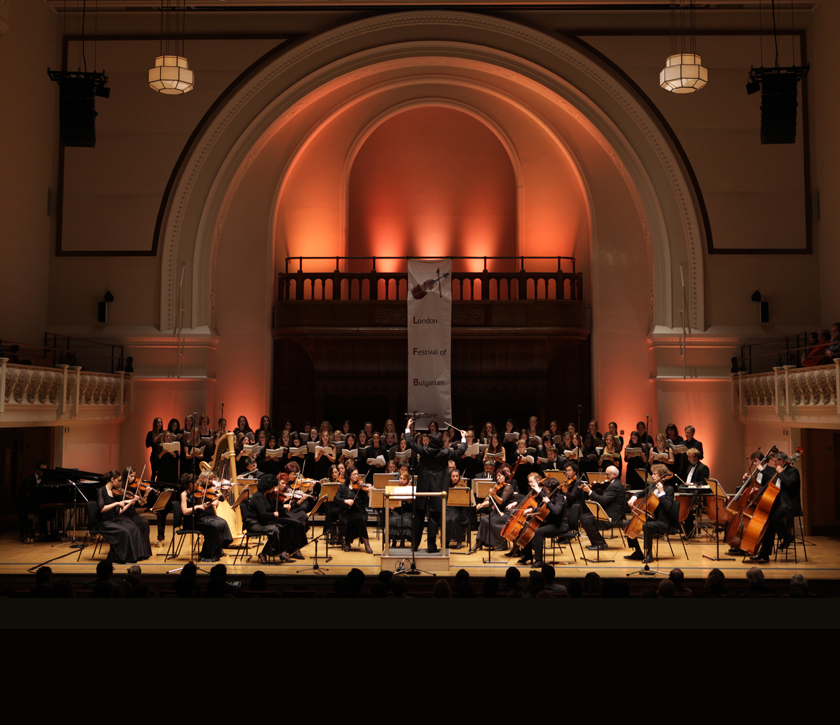 From Bach to the Bulgarian deep Bass' – The London Festival