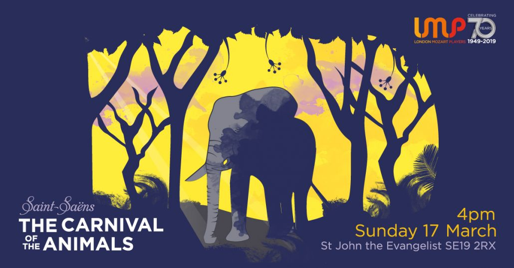 Carnival of the Animals concert SOLD OUT – London Mozart Players