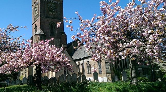 St Mary's Church Putney