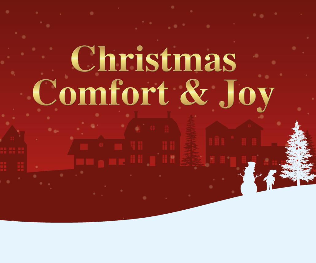 Live Concert: Christmas Comfort and Joy