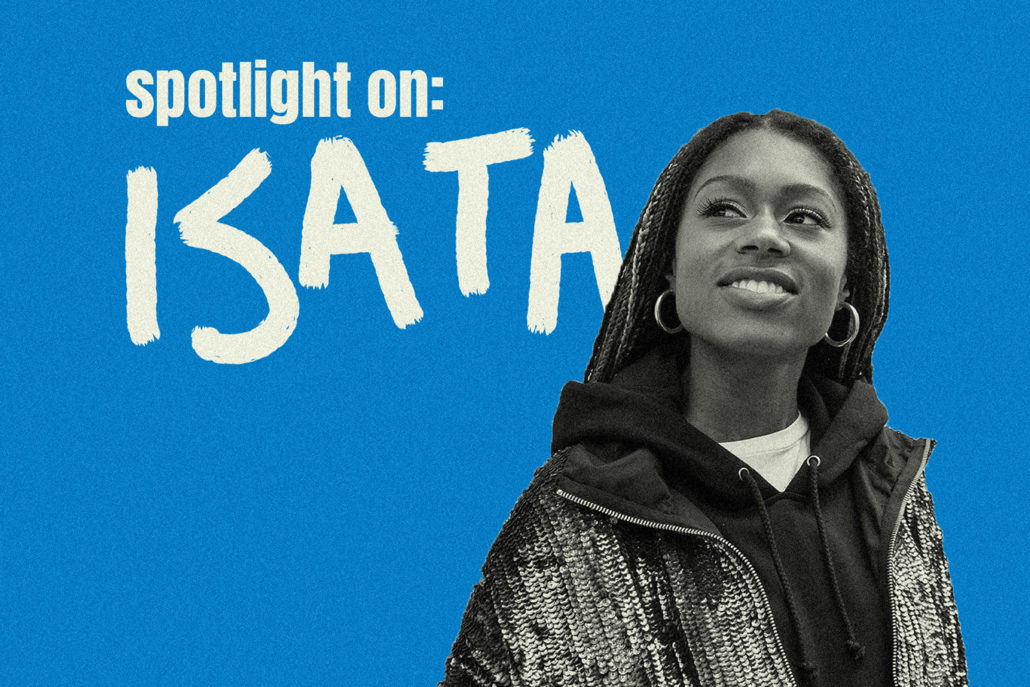 Live Concert: Spotlight on… Isata