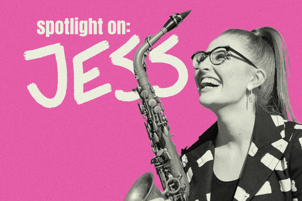 Live Concert: Spotlight on…Jess