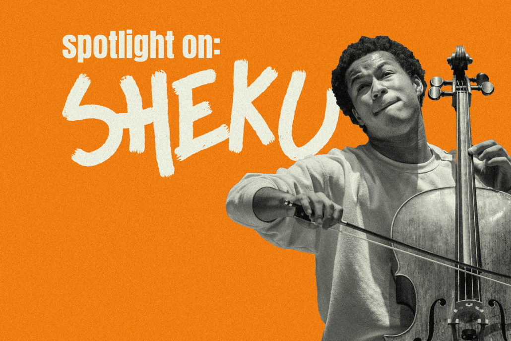 Live Concert: Spotlight on… Sheku