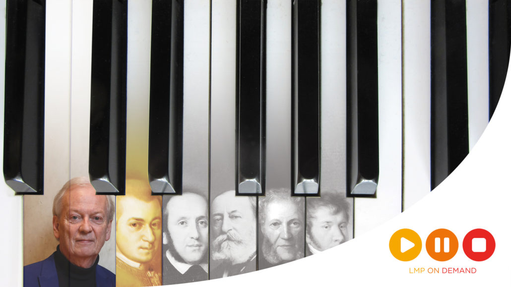ONLINE CONCERT: Piano Explored – Mozart