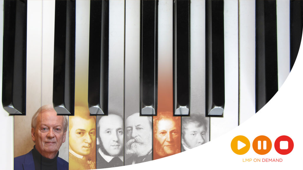 ONLINE CONCERT: Piano Explored – Mozart and Moscheles
