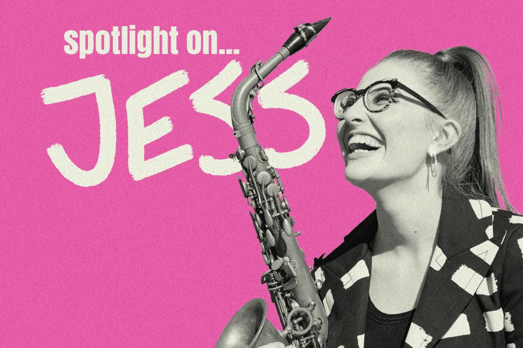 Live Concert: Spotlight on…Jess